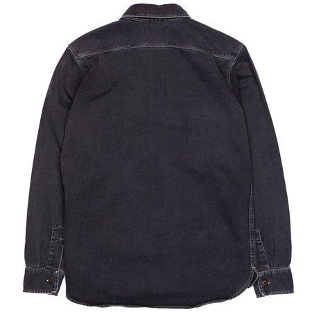 Freenote Cloth Utility Shirt - Charcoal