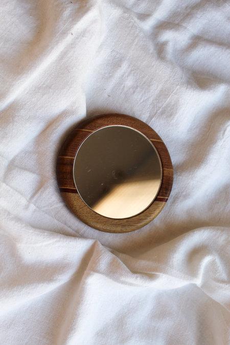 Vintage Pocket Mirror