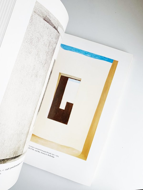 Georgia O'Keefe Art and Letters