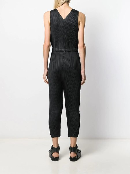 Issey Miyake Pleats Please jumpsuit - black