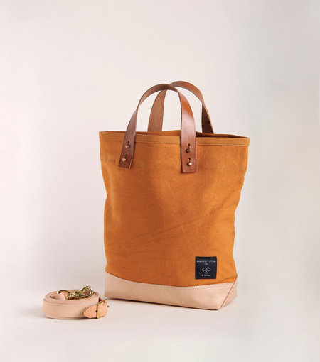 Immodest Cotton Mini Tote - Mustard Seed