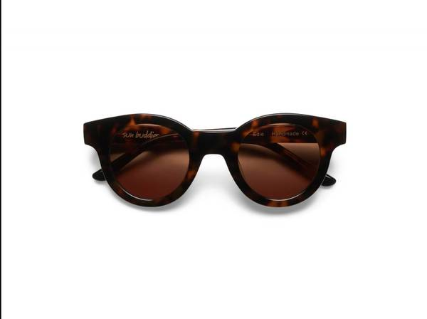 Sun Buddies Edie Sunglasses - Brown Tortoise