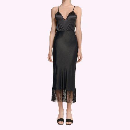Le Petit Trou Fretin Skirt - Black