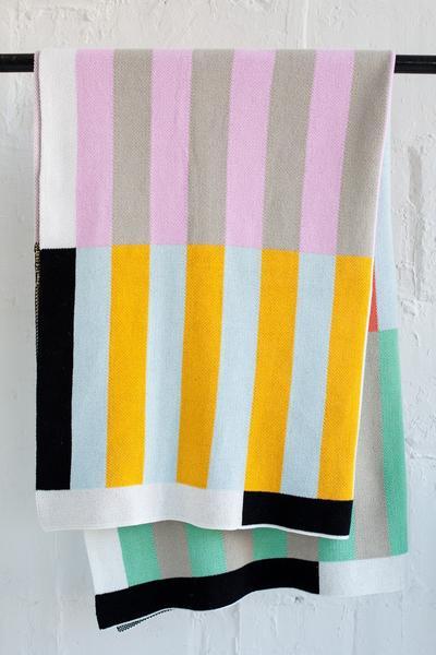 Dusen Dusen Stripes Throw