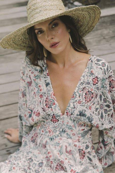 Caballero Cloe Maxi Dress - Persian Tile