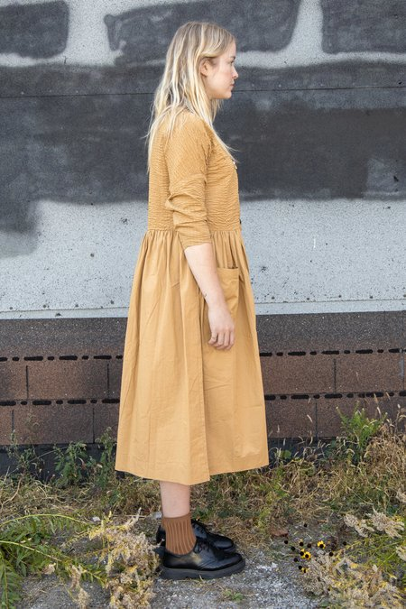 Ajaie Alaie Penelope Dress - Chai