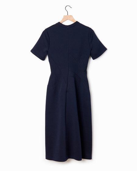 Marni Jersey Dress - Navy