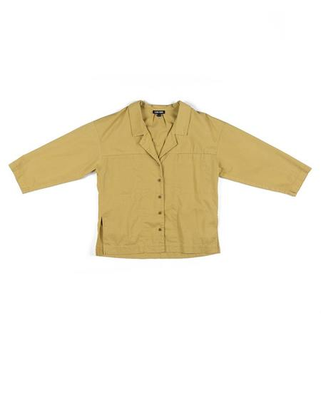 Ilana Kohn-Mapes Shirt- Ochre