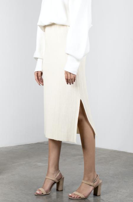 Mod Ref Miley Skirt - Cream
