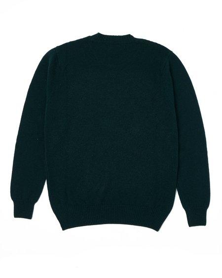 Country of Origin Basics Crew Sweater - Green