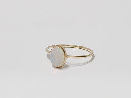 Gem & Blue Curio Opal Ring