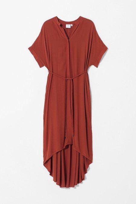 ELK Lund Dress - Copper
