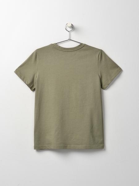 A.P.C. Fire  T-shirt - Kaki