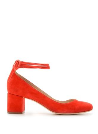 LOEFFLER RANDALL Clara Ankle Tie Heel