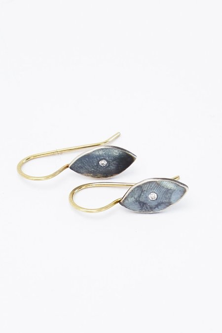 Sarah McGuire Marquise Earring