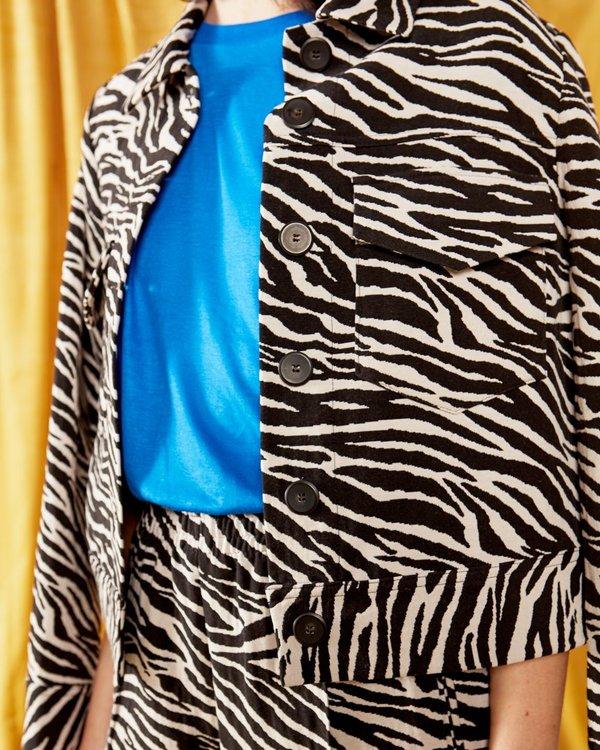 No.6 Claudia Jacket - Vegas Jacquard