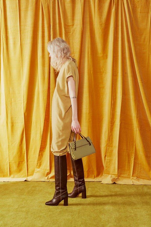 Miranda Bennett Everyday Silk Noil Jumpsuit