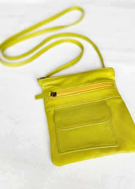 Sammy Ethiopia Mimi Bag - Citrus Solid