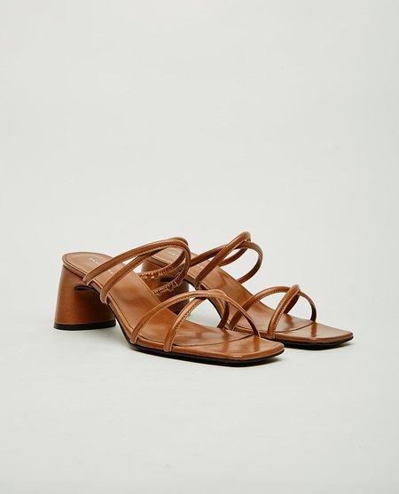 Dorateymur Arena Sandal Saddle Leather