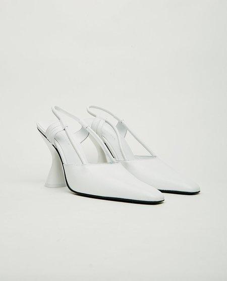 DORATEYMUR Stainless Slingback Heel