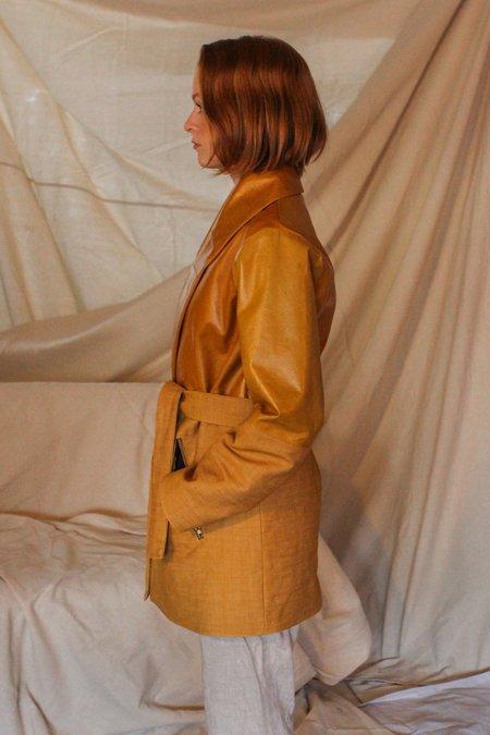 AndAgain Blazer - Yellow