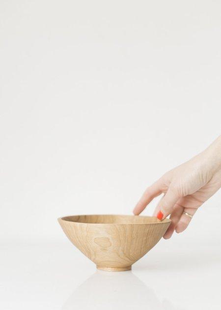 Elise McLauchlan Medium English Walnut Bowl