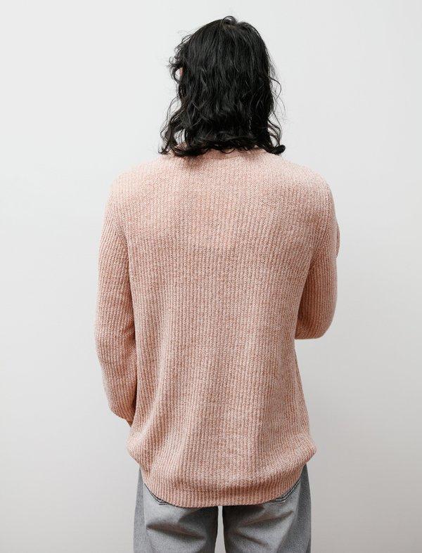 Sefr Leth Sweater - Old Rose
