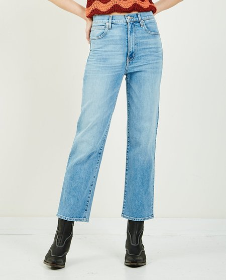 SLVRLAKE London Crop Jeans - Love Matters