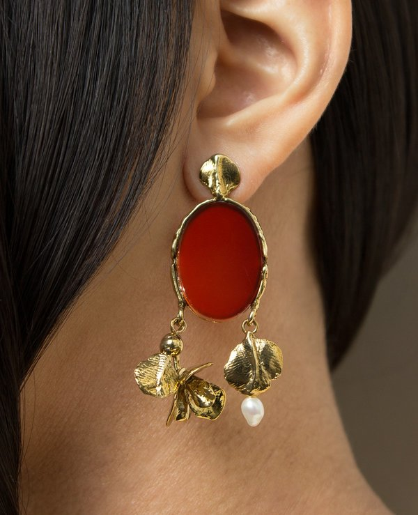 Ora-C Louisette Earrings
