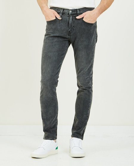 Levi's Made & Crafted 512 Slim Tapered Jeans - Charcoal