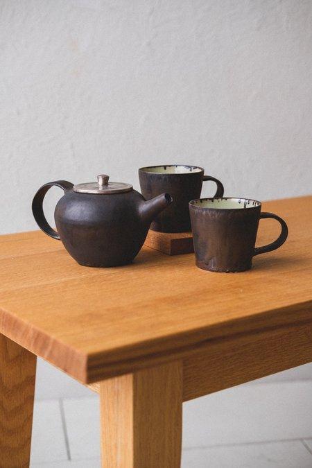 RYUTA FUKUMURA CERAMIC TEA MUG - Matte Glaze