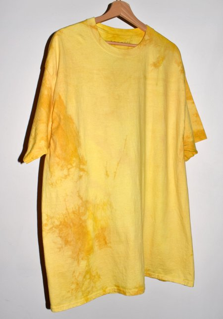 Devi Dasi Cotton T-Shirt - Turmeric