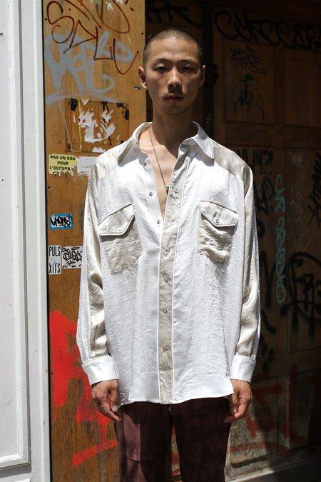 ST-HENRI Beauce Long Sleeve Western Shirt