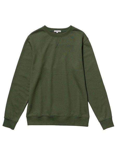Richer Poorer Fleece Sweatshirt - Ivy