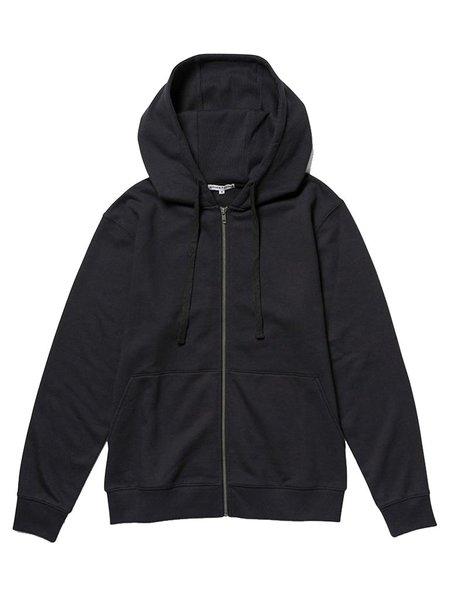 Richer Poorer Fleece Zip Hoodie - Black