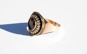 Kindred Black The Marlowe Ring - 14k peach gold