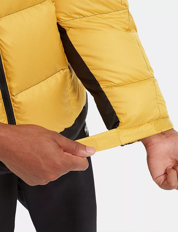 The North Face Black Label Lhotse Down Jacket - Bamboo Yellow