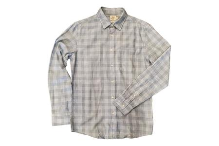 Faherty Brand Everyday Shirt - Meadows Plaid