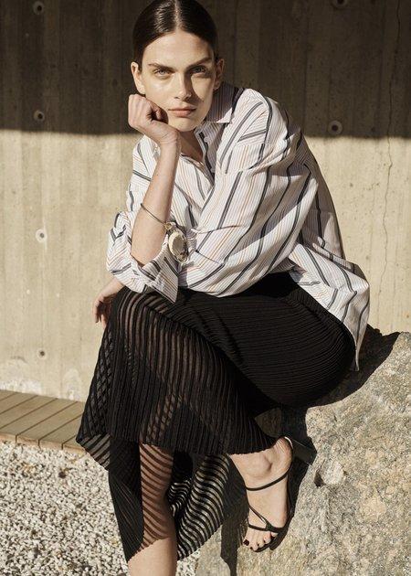 House Of Dagmar Gina Shirt - Stripe