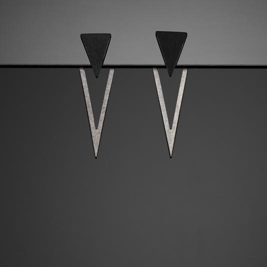 Bande des Quatres Liz Earrings