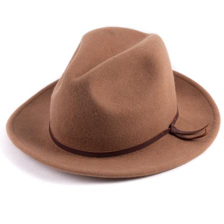 Yellow 108 Luke Fedora Hat