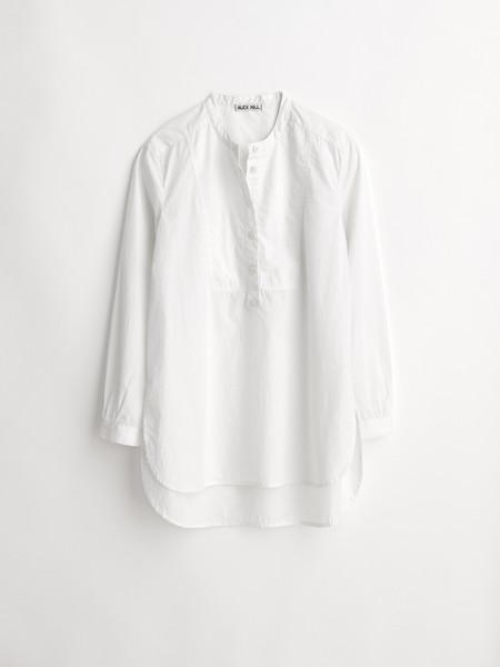 Alex Mill Tux Bib Tunic - White