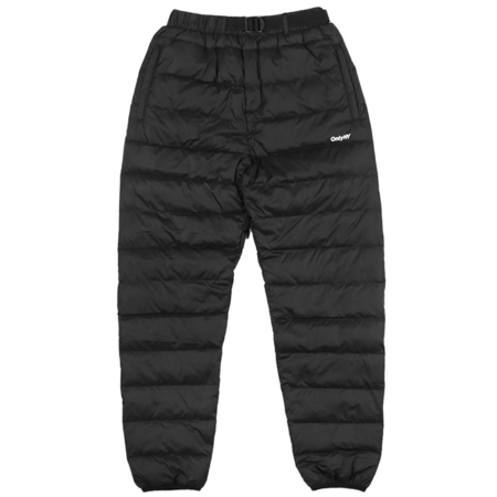 Only NY Summit Down Pants - Black