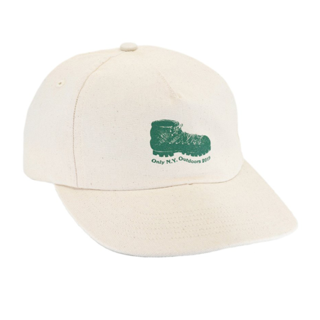 Only NY Take-A-Hike Polo Hat - Natural