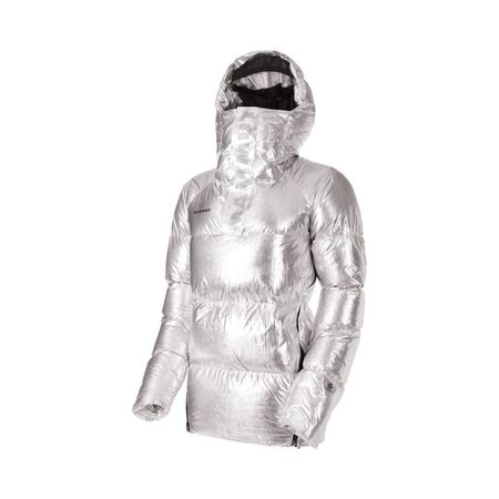 Mammut The In Anorak - Shiny Silver
