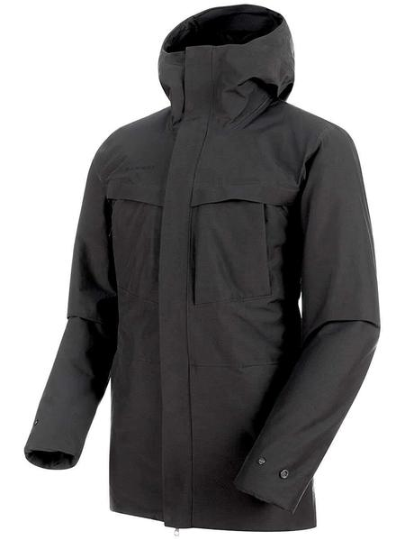Mammut Thermo Hooded Parka - Black