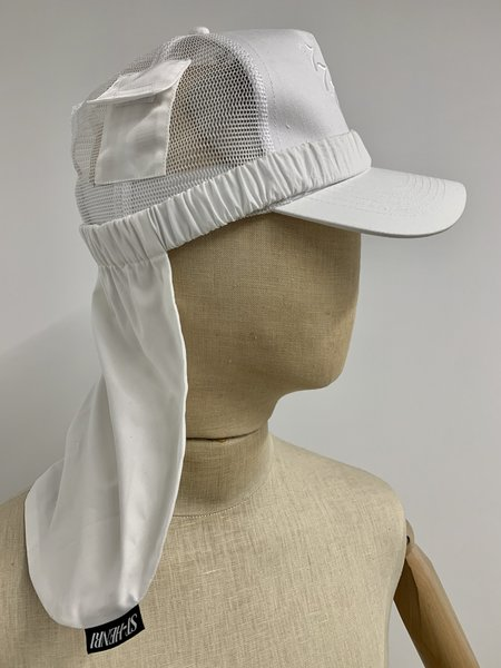 ST-HENRI Congregation Cap - White