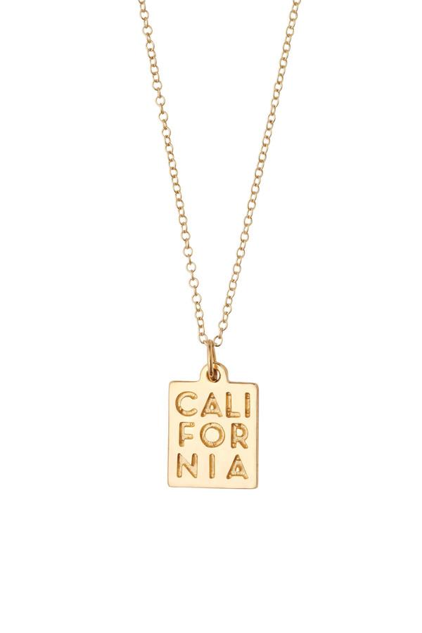 Honey bloom california pendant necklace 14k yellow gold garmentory honey bloom california pendant necklace 14k yellow gold aloadofball Image collections
