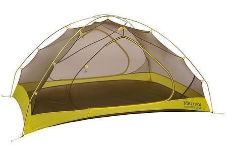 Marmot Tungsten Ultralight 2P Tent - Dark Citron/Citronelle
