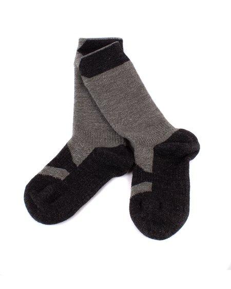 Sealskinz Walking Thin Mid Socks - Olive/Charcoal